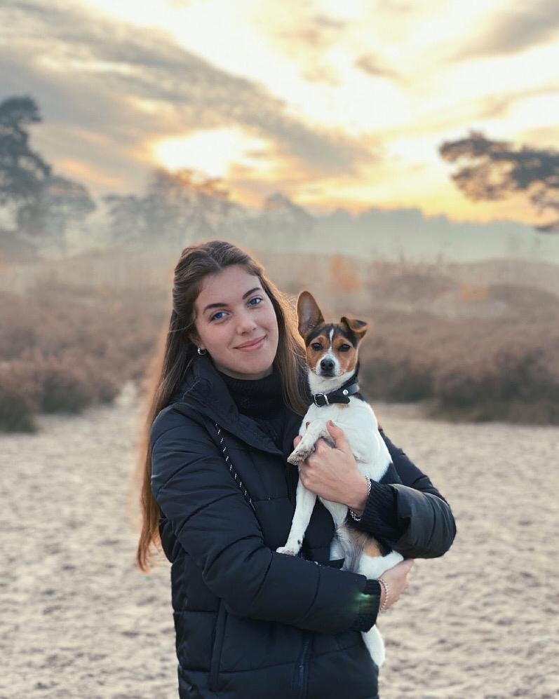 Sigrid van hondenschool utrecht
